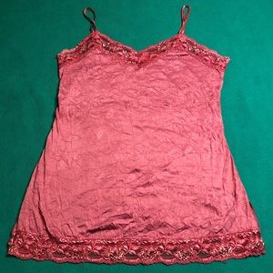 Camisole w/ Lace